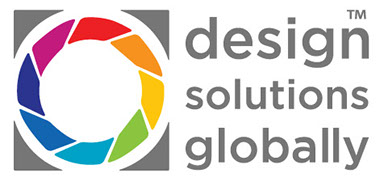 Design Solutions Globally Logo Design by Wright Designer
